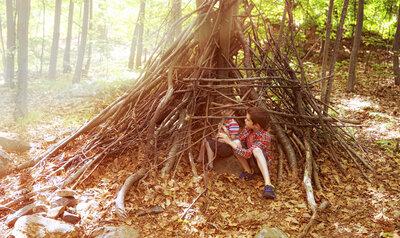 Op avontuur in de natuur: 5 speelzones waar je helemaal wild kan gaan