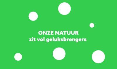 Onze natuur beschermen is een win-win voor iedereen dankzij de Nationale Loterij