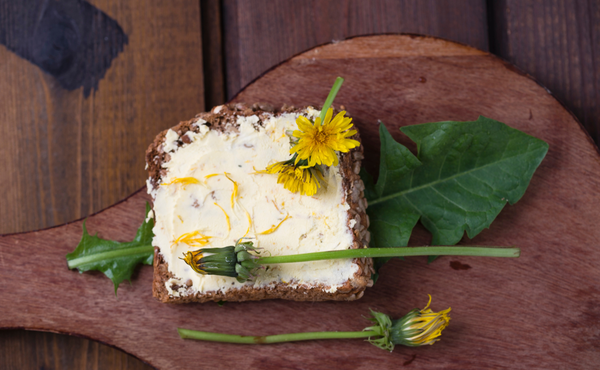Florachallenge #1: Pluk eetbaar onkruid en maak er iets lekkers mee