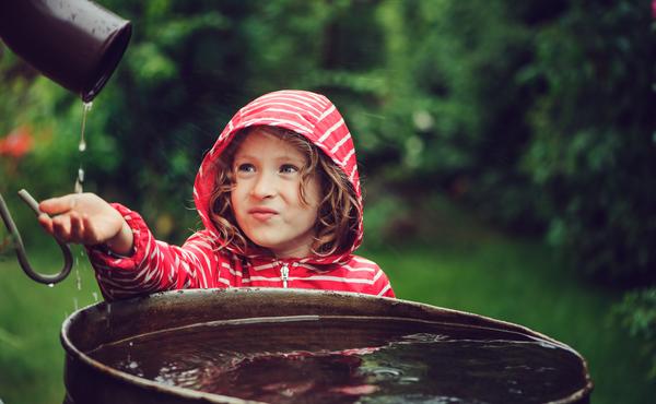 Florachallenge #4: Bedenk een plan om waterzuinig te tuinieren