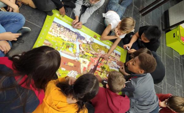 Educatief natuurbeheer iets voor jouw klas of kind?